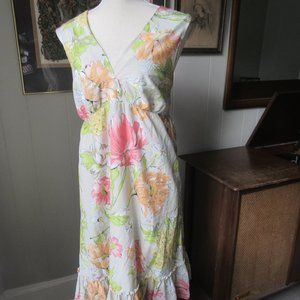 Tommy Bahama Floral Summer Dress